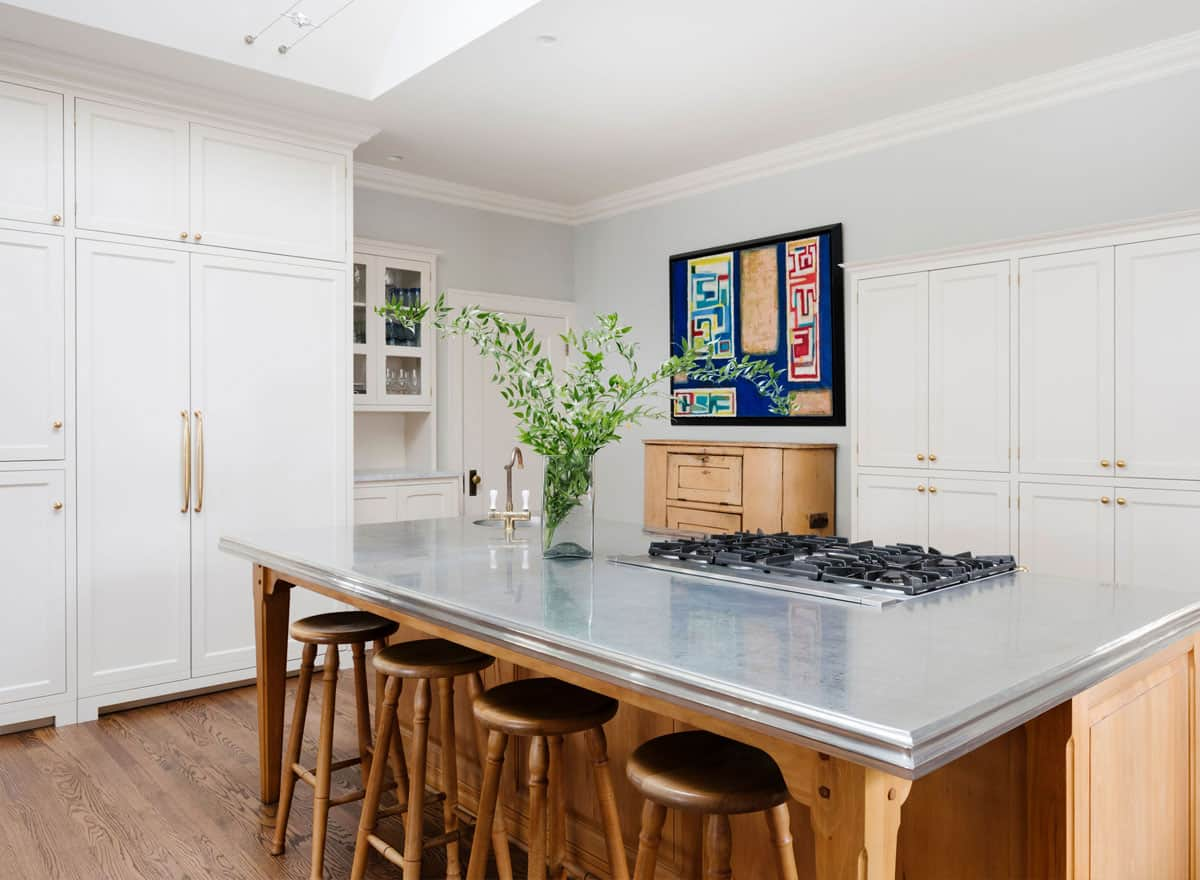 Evolution Custom Cabinetry and Millwork - Elbow Park Kitchen Renovation